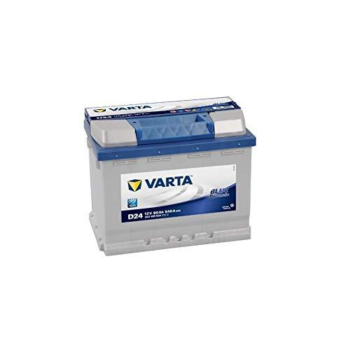 Varta D24 Blue Dynamic Starterbatterie 5604080543132 12V 60Ah 540