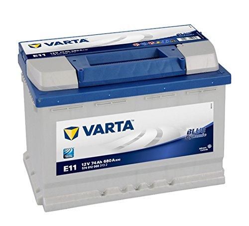 Varta E11 Blue Dynamic Autobatterie, 574 012 068 3132, 74Ah, 680